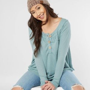 Free People Long sleeve top size xs